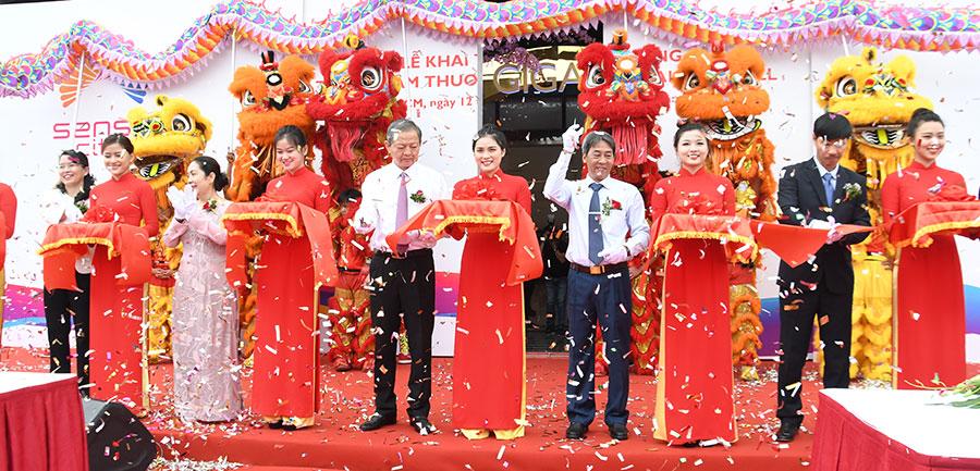 Saigon Co.op khai trương TTTM Sense City quy mô lớn đầu tiên tại TP.HCM ngay trước tết