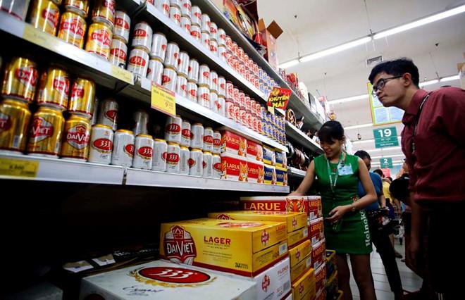 Giá bia Tết rục rịch tăng