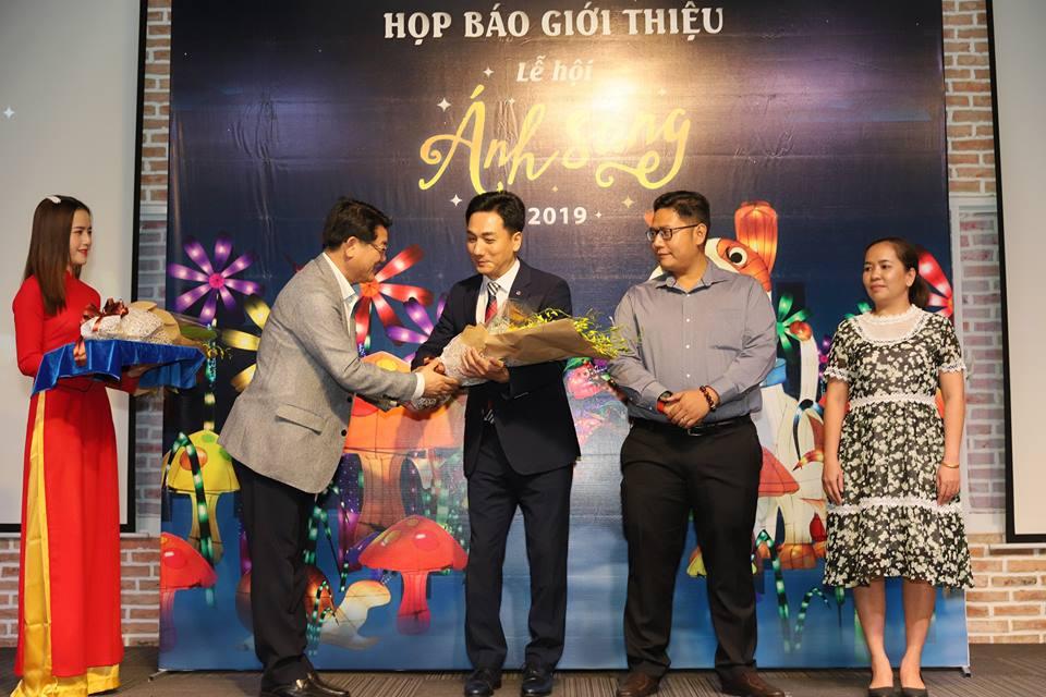 Tổ chức Lễ hội Ánh sáng 2019 tại Phú Mỹ Hưng