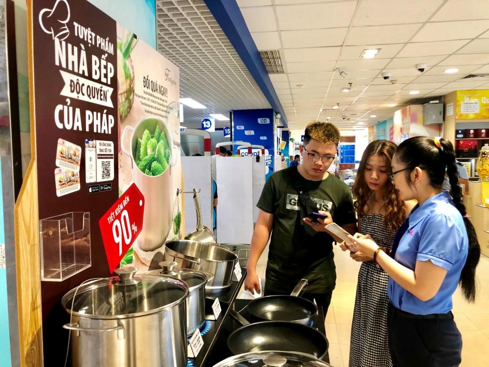 Saigon Co.op bắt đầu tặng hàng triệu sản phẩm bếp cao cấp của Pháp cho khách hàng
