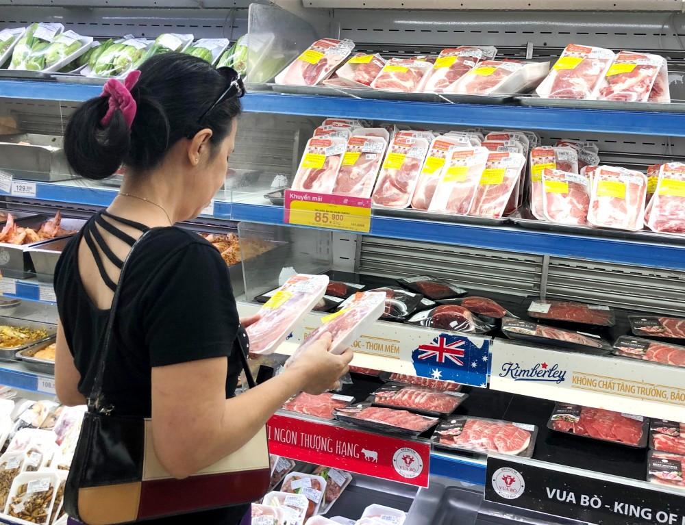 Bảo đảm cân đối cung cầu nguồn thịt lợn trước diễn biến phức tạp của dịch bệnh tả lợn châu Phi