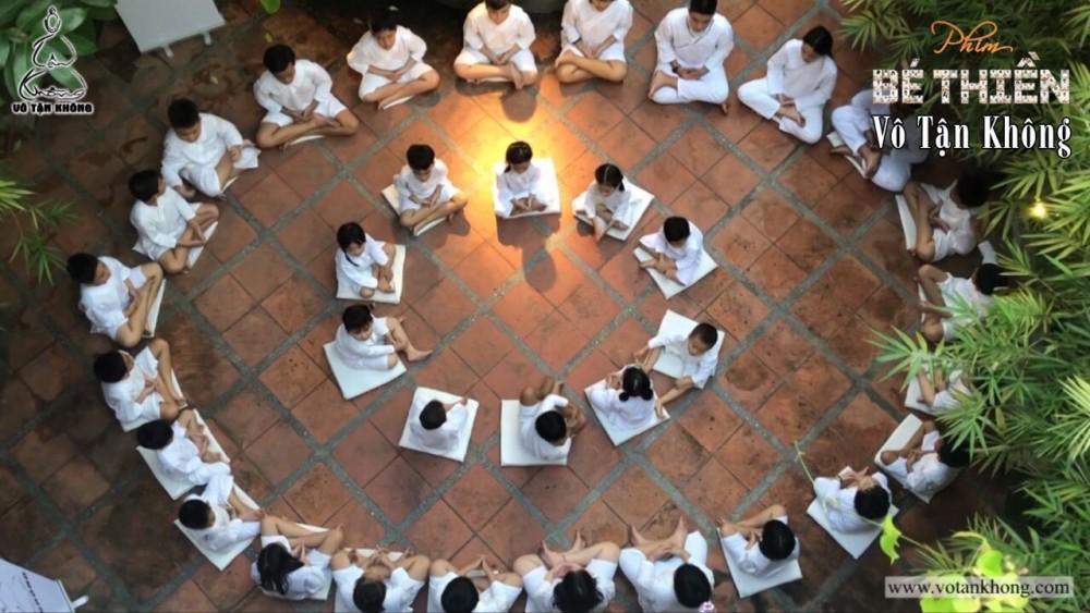 Xuất hiện lớp Thiền dành cho các bé hoàn toàn miễn phí giữa lòng Sài Gòn
