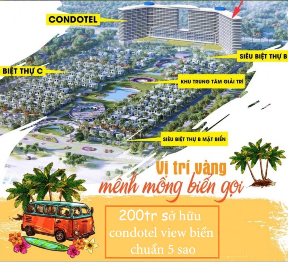 Chuyện lạ chủ đầu tư cho mượn trước 20% tiền khai thác cho thuê tại The Pearl Cam Ranh