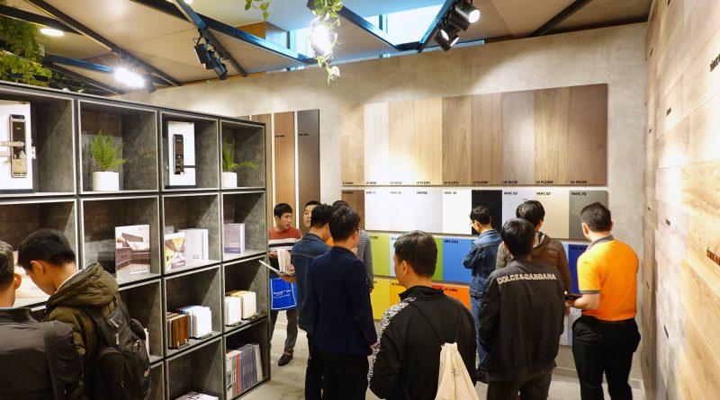 An Cường giới thiệu các giải pháp mới về gỗ công nghiệp tại Vietbuild Hà Nội 2019