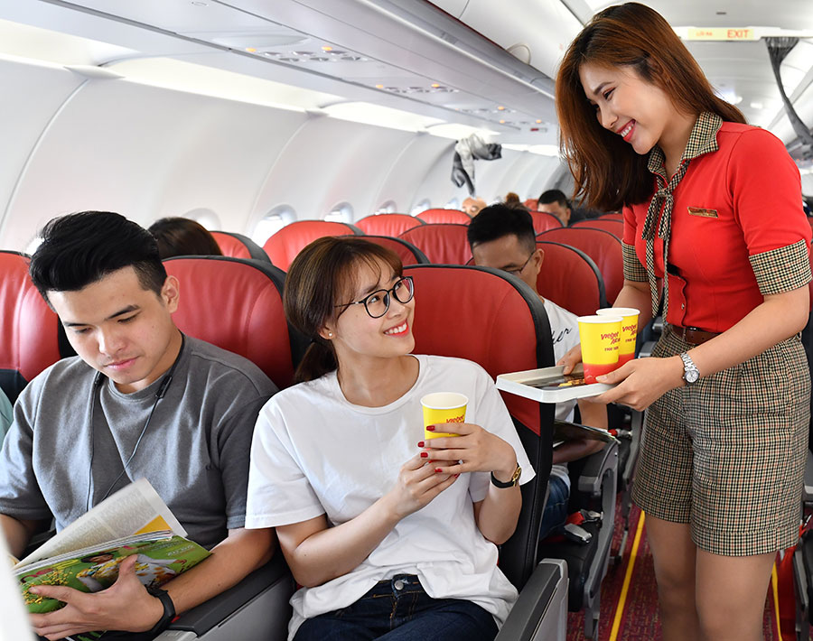 Mở bán vé đường bay TP.HCM - Bali