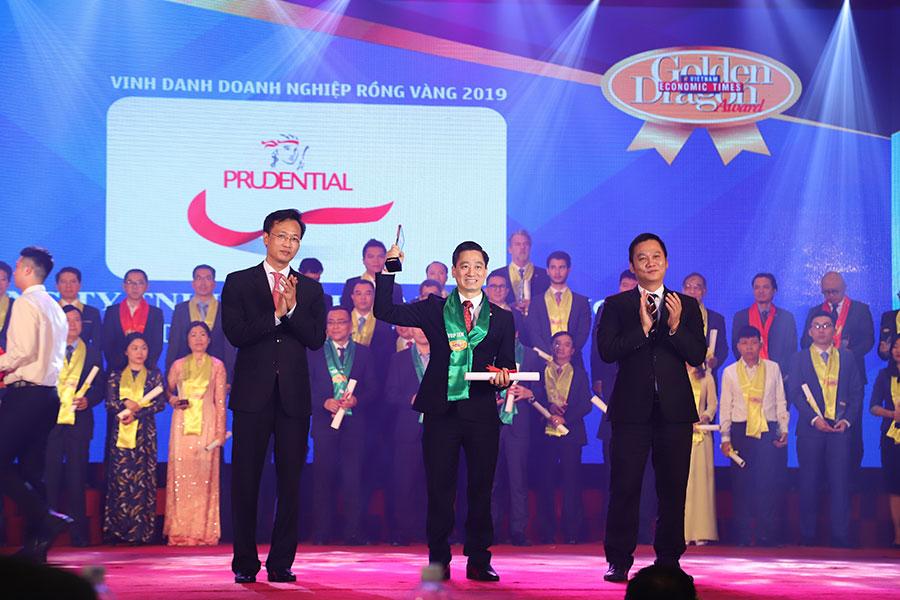 Prudential Việt Nam tiếp tục khẳng định sự tăng trưởng ổn định cùng tiềm lực tài chính vững mạnh