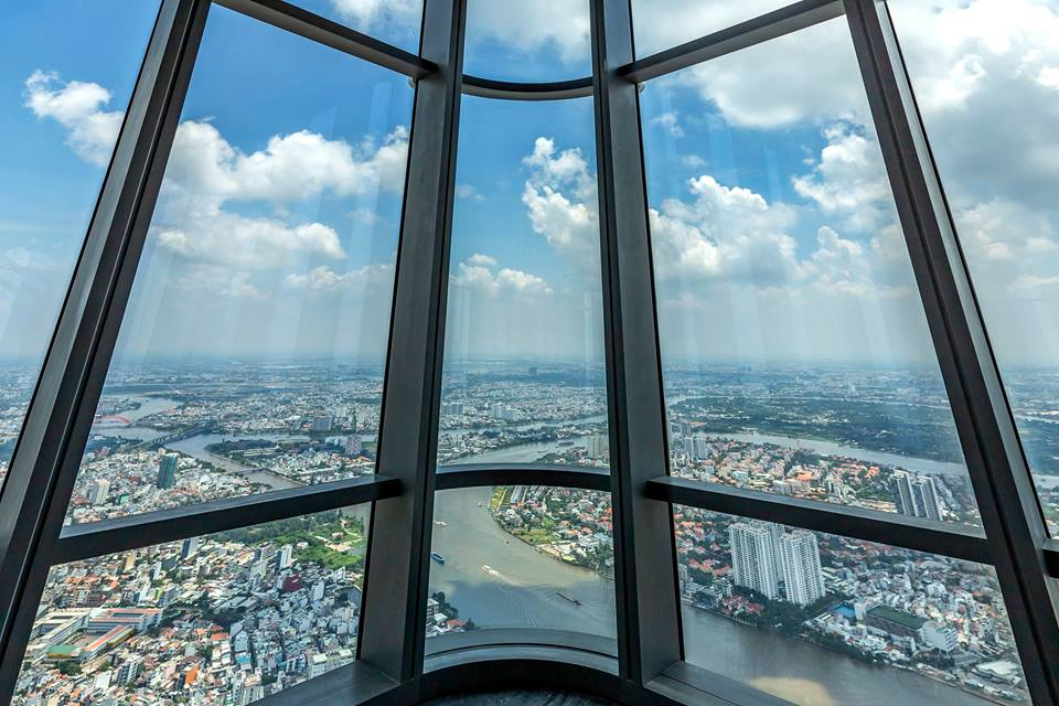 Khai trương đài quan sát Landmark 81 SkyView cao nhất Đông Nam Á