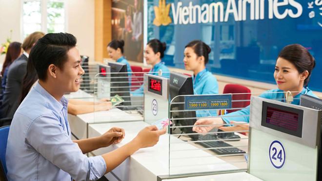 Vietnam Airlines giảm 50% giá vé máy bay cho khách không gửi hành lý