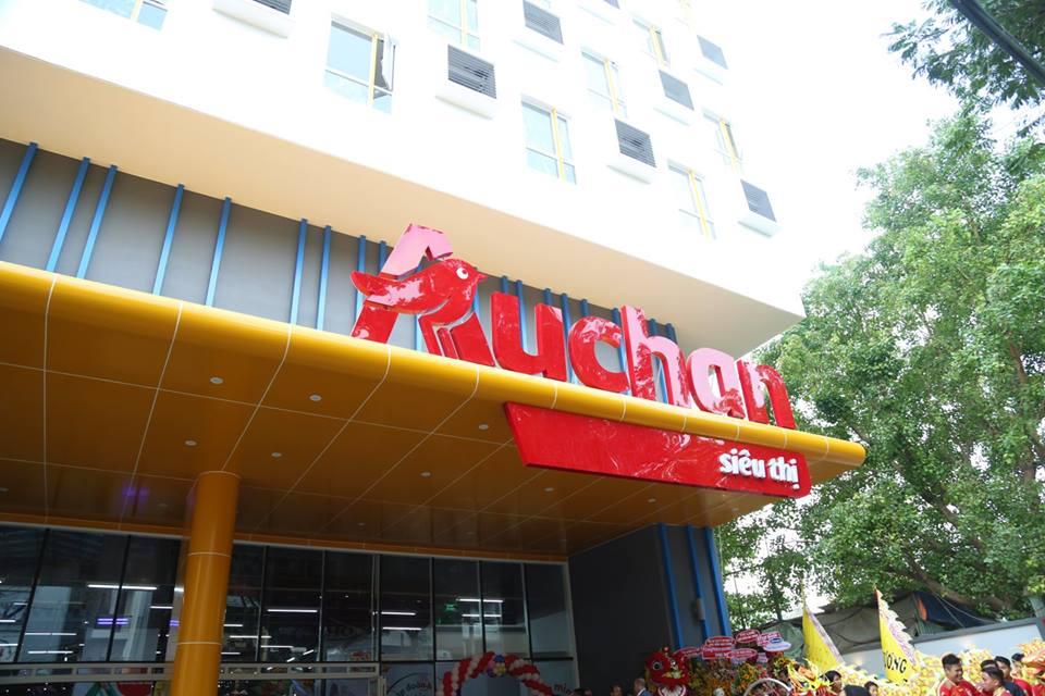Auchan Việt Nam sẽ tạm thời giữ lại 3 siêu thị