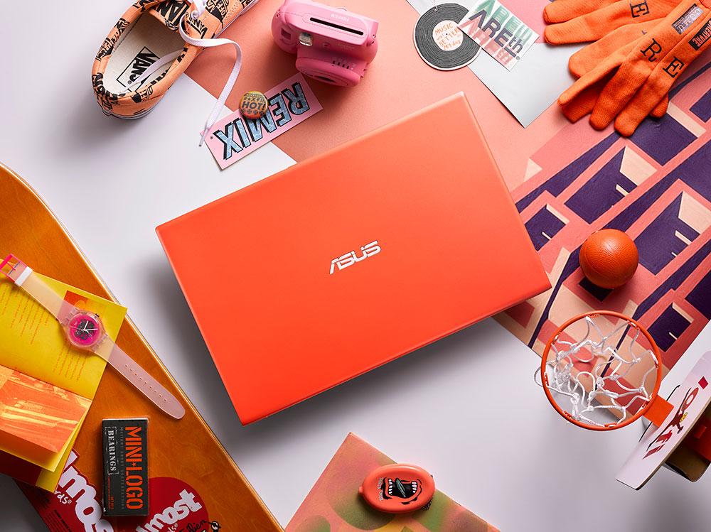 Ra mắt ASUS VivoBook 14/15 (A412/A512): Dòng ultrabook màu sắc nhỏ gọn nhất thế giới trong phân khúc
