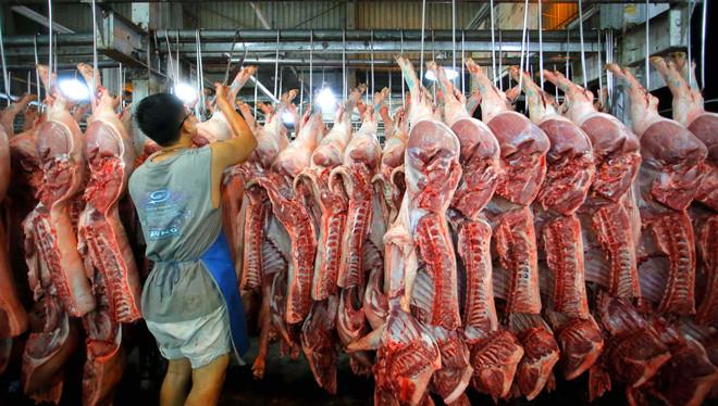 TPHCM chủ động tăng cường và đảm bảo đủ nguồn cung thịt heo cho thị trường