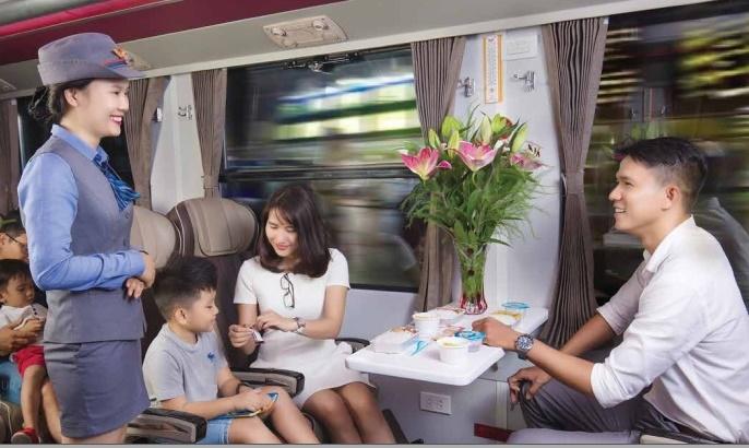 Dịp lễ 2.9, đường sắt Sài Gòn tăng cường hơn 17.000 chỗ phục vụ hành khách