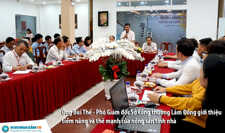 Saigon Co.op & tỉnh Lâm Đồng phối hợp hỗ trợ đầu ra cho nông sản chất lượng cao