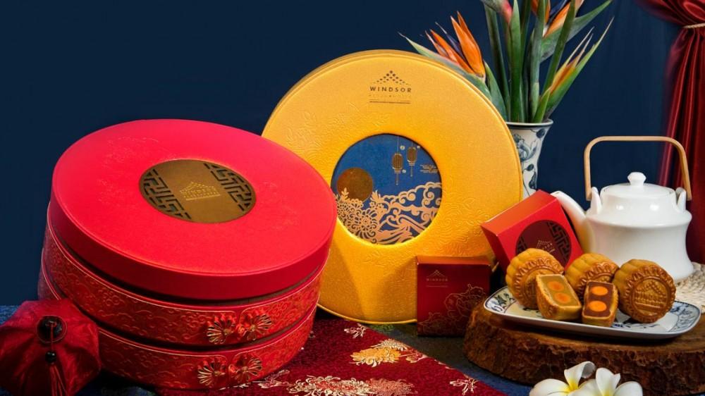 Windsor Plaza giới thiệu bộ sưu tập bánh trung thu theo phong cách truyền thống phương Đông
