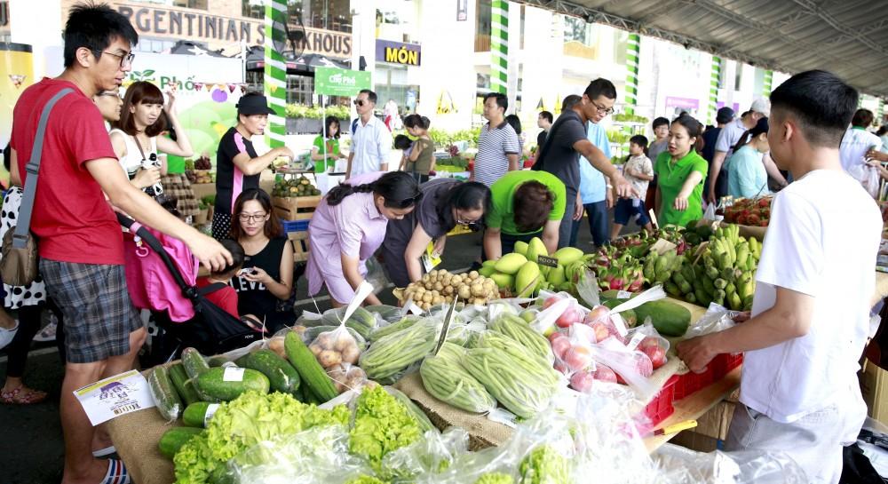 Ngày Hội Xanh Phú Mỹ Hưng : Lan tỏa lối sống xanh, sống khỏe đến cộng đồng