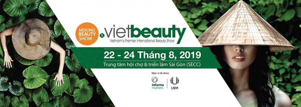 Triển lãm làm đẹp lớn nhất Việt Nam sắp diễn ra tại TP.HCM