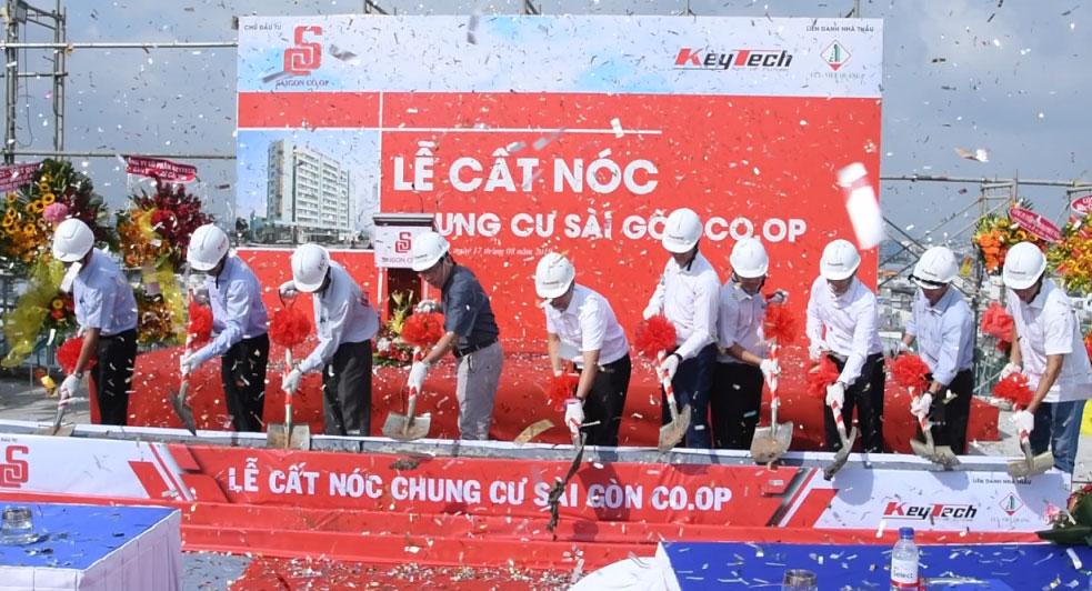 Saigon Co.op cấp hàng trăm căn hộ cho người lao động