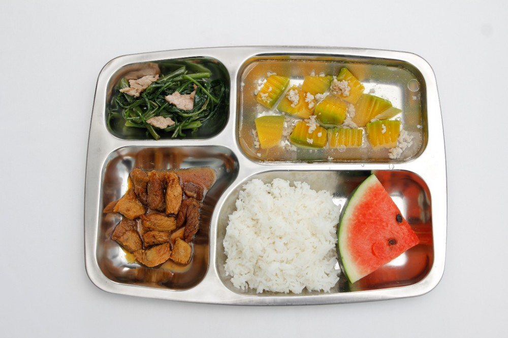 Triển khai dự án bữa ăn học đường tại tỉnh Đăk Nông