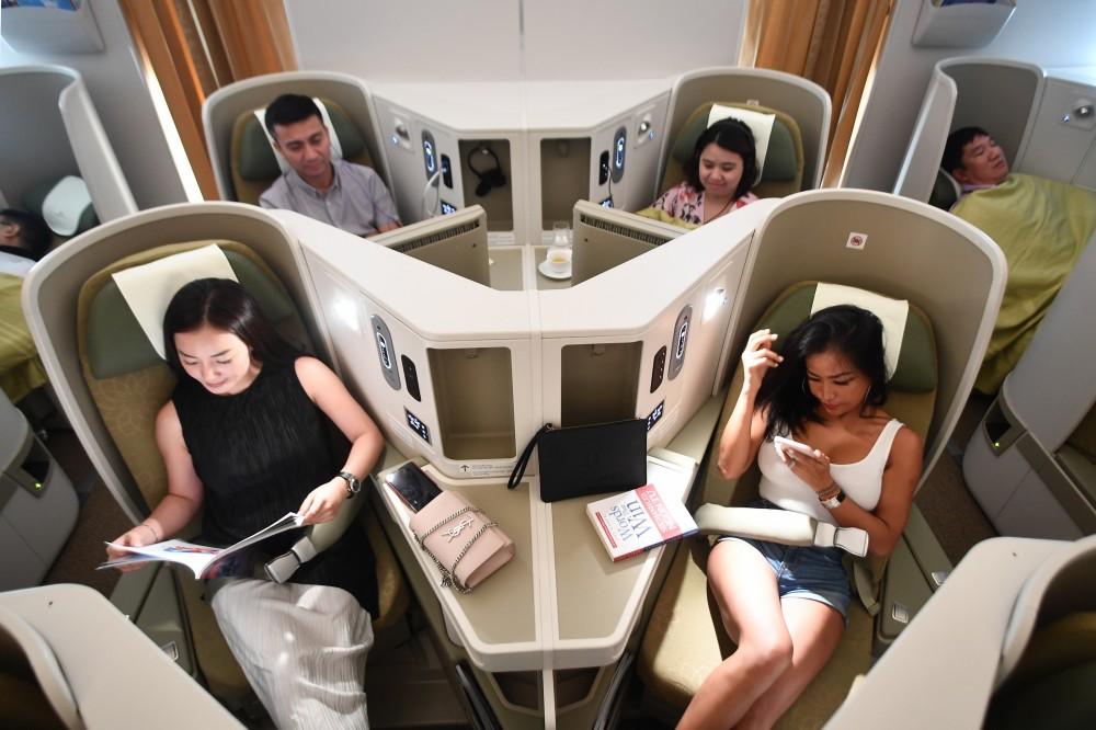 Trải nghiệm đẳng cấp Boeing 787-10 trên hành trình Hà Nội - Tp. Hồ Chí Minh