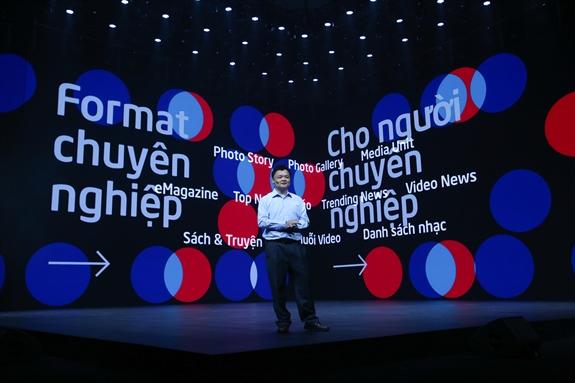 Lotus sẽ là luồng gió mới cho mạng xã hội Việt Nam