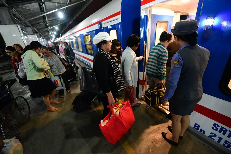 Ga Sài Gòn thông báo chính thức bán vé tàu Tết Canh Tý 2020