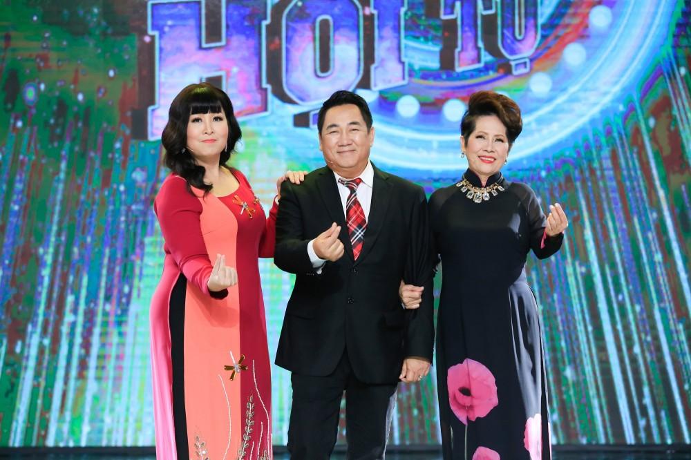 NSND Hồng Vân đồng hành cùng danh ca Phương Dung trong Tinh Hoa Hội Tụ mùa 2