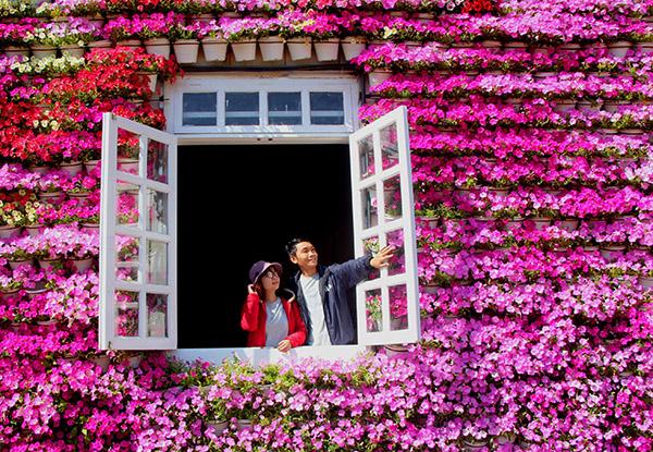 Nhiều nét mới đặc sắc trong Festival Hoa Đà Lạt 2019