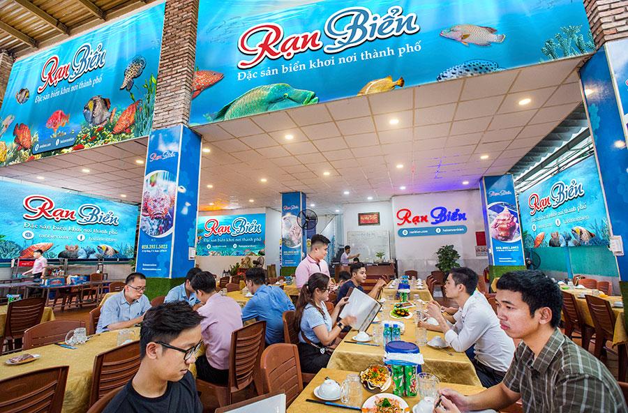 Ghé thăm Rạn Biển 2 – Thiên đường hải sản của bạn