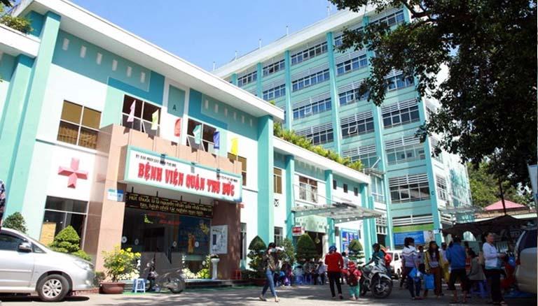 Bệnh viện đầu tiên tại TP.HCM thanh toán không dùng tiền mặt