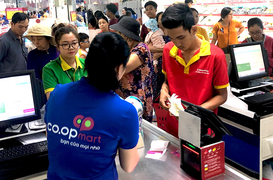 Saigon Co.op khai trương siêu thị Co.opmart SCA Phạm Văn Chiêu tại Quận Gò Vấp
