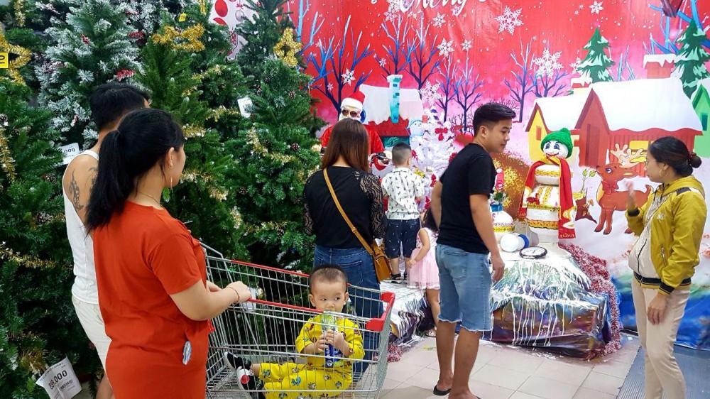 Vui Giáng sinh, rinh khuyến mãi với hàng ngàn sản phẩm giảm đến 49% tại siêu thị Big C