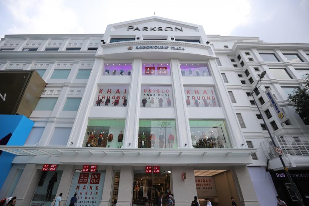 Sáng nay, khai trương cửa hàng UNIQLO đầu tiên tại Việt Nam