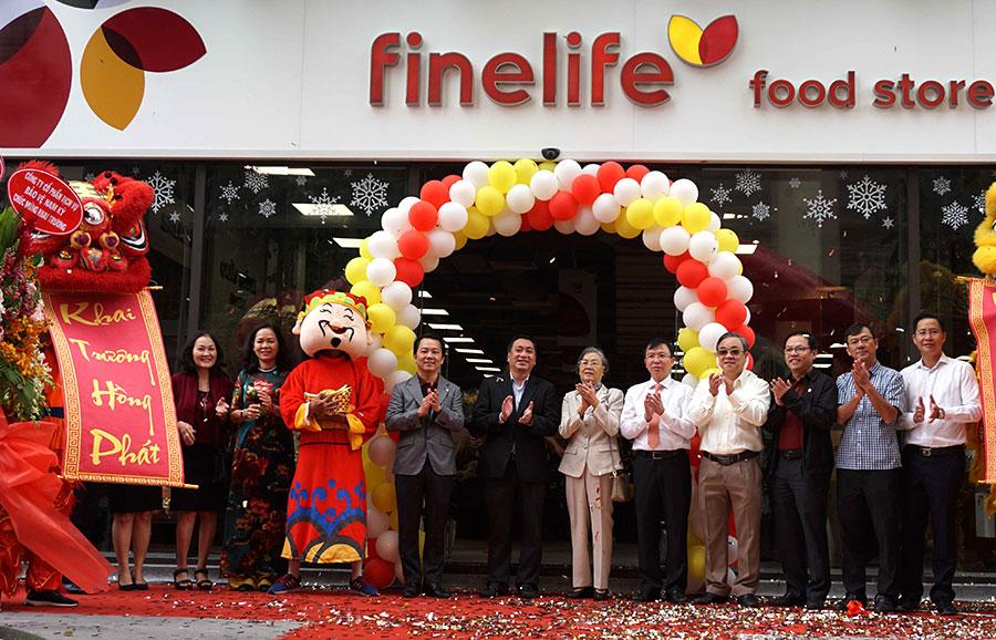 Khai trương siêu thị cao cấp Finelife đầu tiên tại TP.HCM