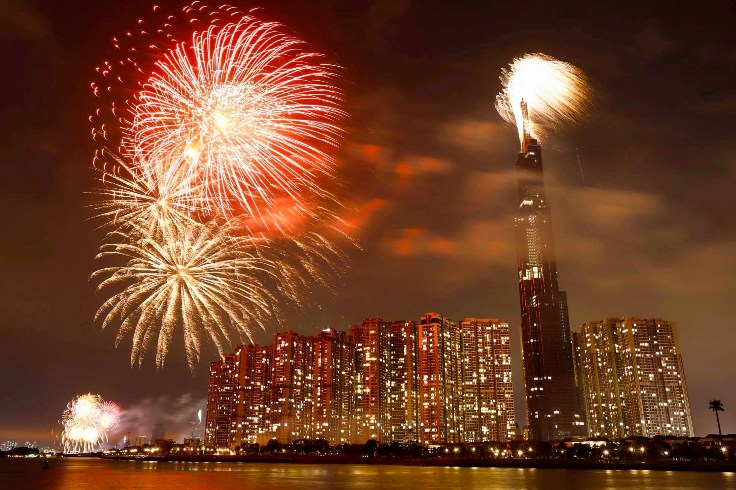 TP.HCM bắn pháo hoa tại 3 điểm trong dịp tết Dương lịch 2020