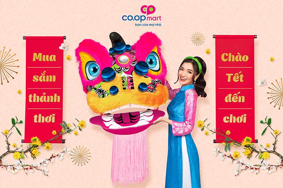 Cẩm nang mua sắm Co.opmart Tết Canh Tý 2020
