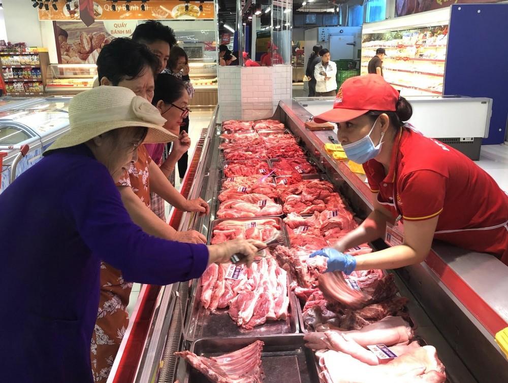 Hệ thống siêu thị Co.opmart mở cửa từ mùng 2 Tết và ngập tràn khuyến mãi