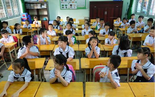 Sở GD-ĐT TP.HCM chính thức cho học sinh nghỉ học một tuần