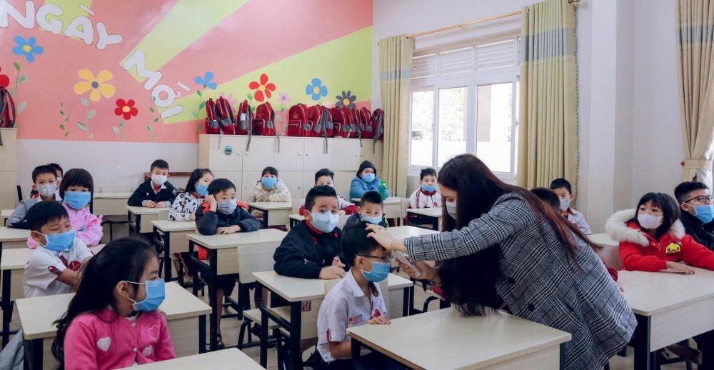 Sở GD- ĐT TP.HCM đề xuất cho học sinh nghỉ học đến ngày 16.2 phòng virus corona