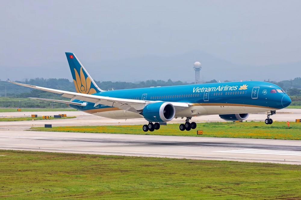 Vietnam Airlines mở bán vé giữa Hà Nội và TP.HCM chỉ từ 589.000 đồng