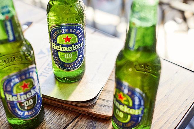 HEINEKEN chính thức ra mắt bia không cồn tại Việt Nam