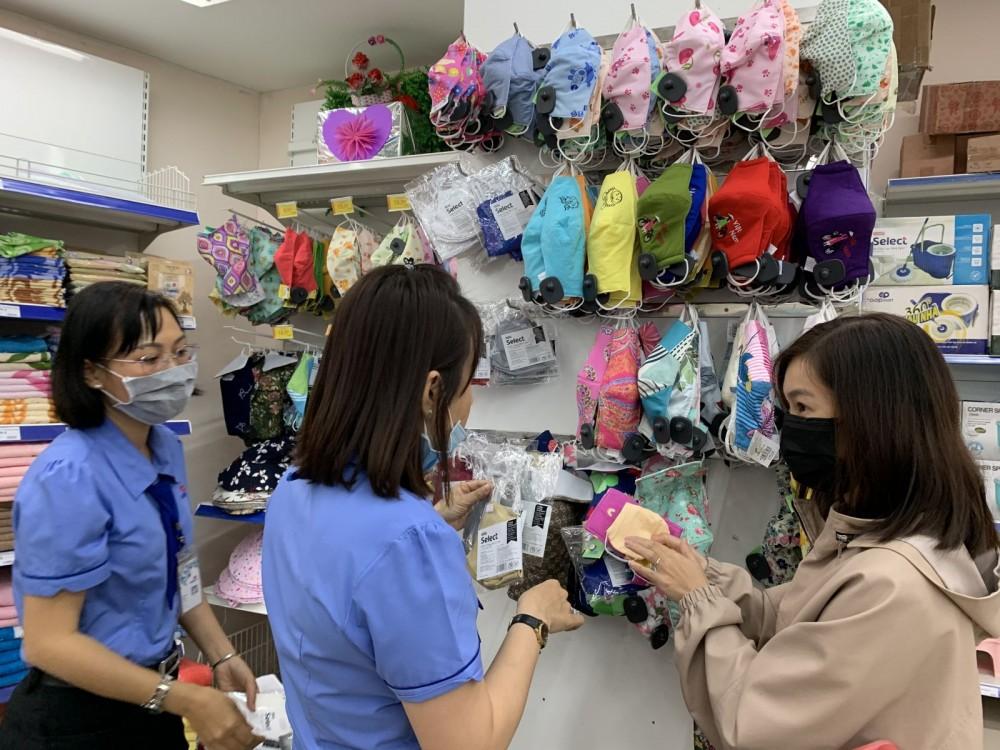 Địa chỉ bán khẩu trang vải kháng khuẩn giá hợp lý, đảm bảo chất lượng
