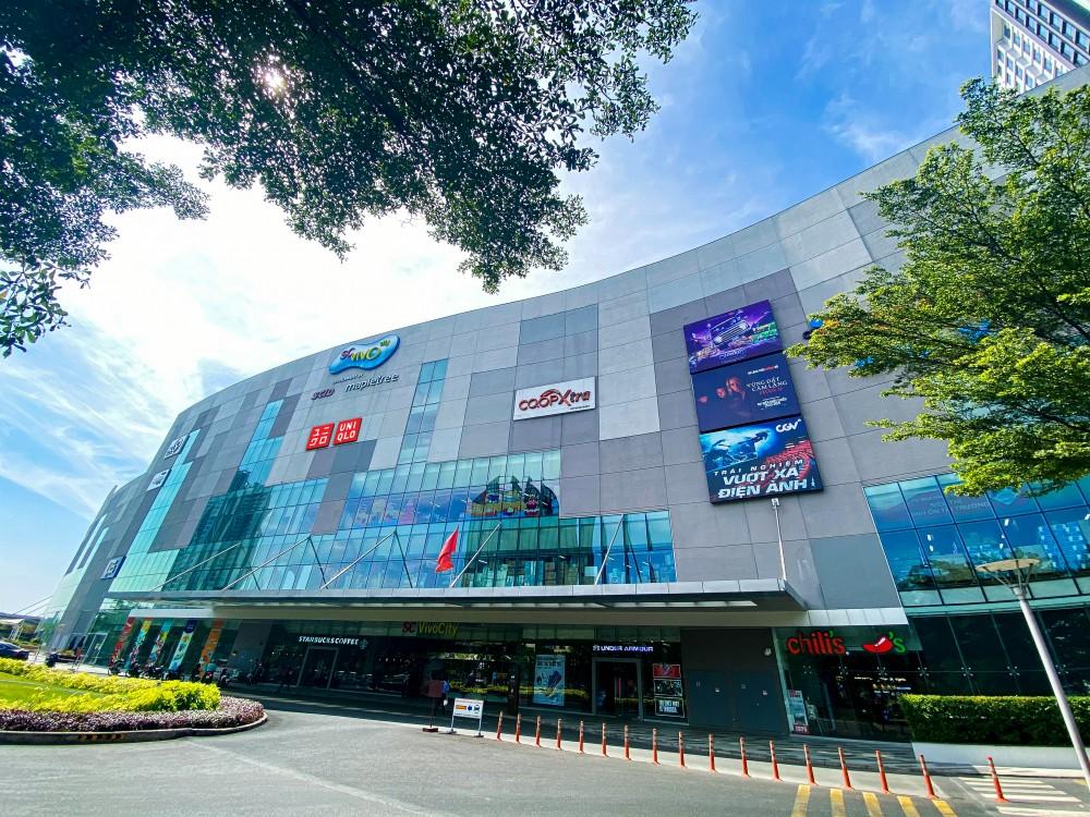 UNIQLO sẽ mở cửa hàng thứ 2 tại trung tâm thương mại SC VivoCity, Sài Gòn