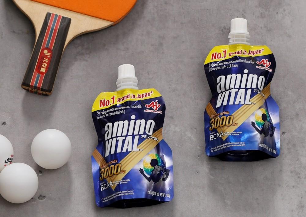 Ajinomoto Việt Nam ra mắt sản phẩm mới : Thực phẩm bổ sung - Thức uống amino VITAL™