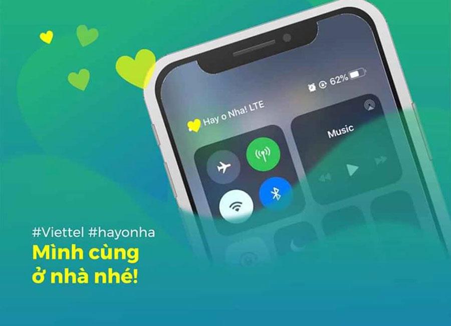 VinaPhone, Viettel, MobiFone đồng loạt gắn thông điệp