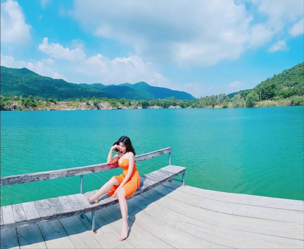 Hồ Đá Xanh và 4 tọa độ check-in ấn tượng ở Vũng Tàu