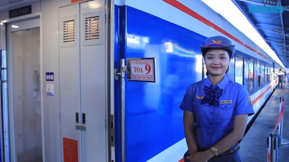 Đường sắt Sài Gòn giảm giá vé tàu lên đến 50%