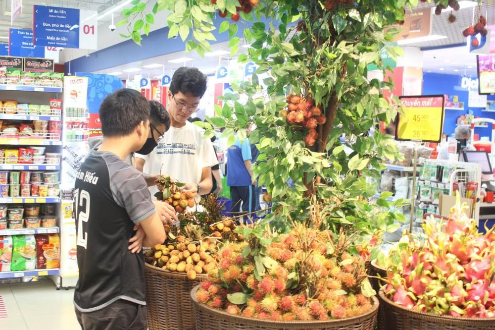 Saigon Co.op nỗ lực bao tiêu nông sản các tỉnh phía Bắc