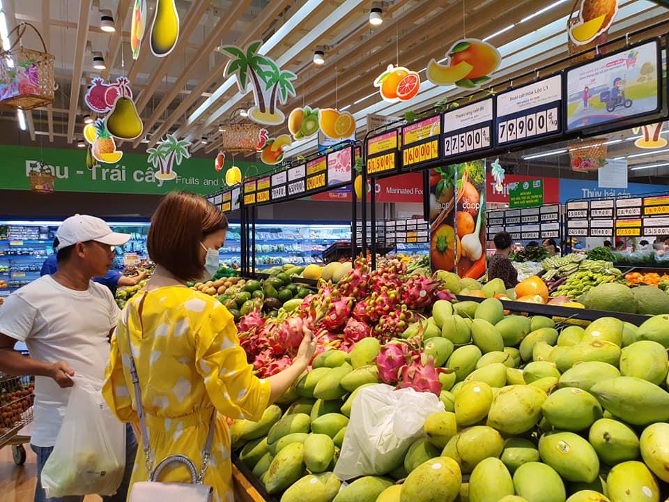 Tha hồ sắm sửa trong dịp Tết Đoan Ngọ tại siêu thị Co.opmart và Co.opXtra