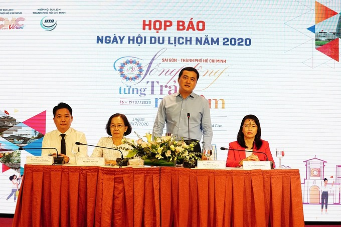 TP.HCM tổ chức Ngày hội Du lịch 2020 trong 4 ngày