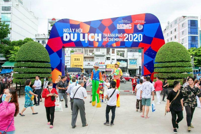 Nhiều hoạt động hấp dẫn tại Ngày hội Du lịch Thành phố Hồ Chí Minh lần thứ 16 năm 2020
